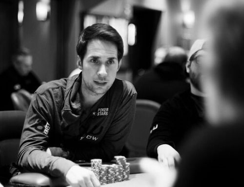 Jeff Gross Takes Live Momentum into 2018 WCOOP
