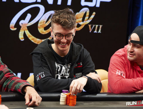 $235 Shootout: Fintan Hand Eliminated in 4th Place ($2,700)