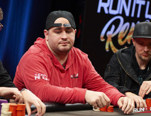 $235 Shootout: Gus Pasquella Eliminated in 3rd Place ($4,200)