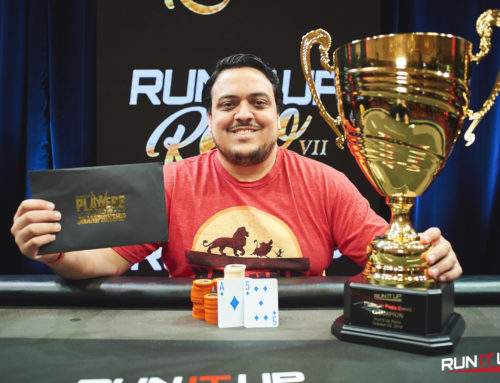 From a Satellite to a Platinum Pass; Carlos Pal Wins RIU Platinum Pass Freeroll