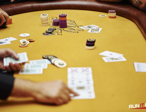 Main Event Day 1A: Cody Wade Wins Three-Way All In