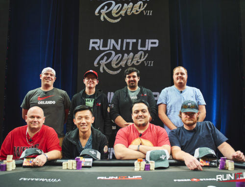 Platinum Pass Freeroll: Final Table Seat Draw