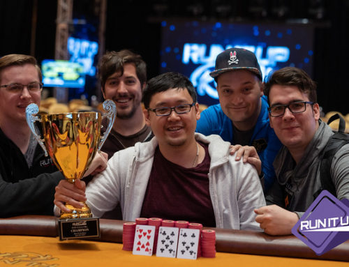Day 9: Patrick Truong Ships the Mix Event; Robert Valdez Leads Main Day 1B