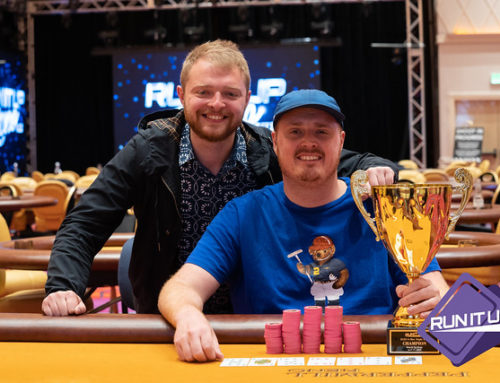 Day 8: Joe Brindle is the Triple Stud Champ; Patrick Truong Bags Big in the Main